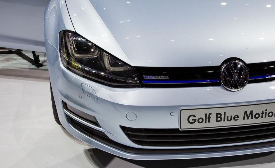 2014 Volkswagen Golf BlueMotion 3-door concept - Slide 15