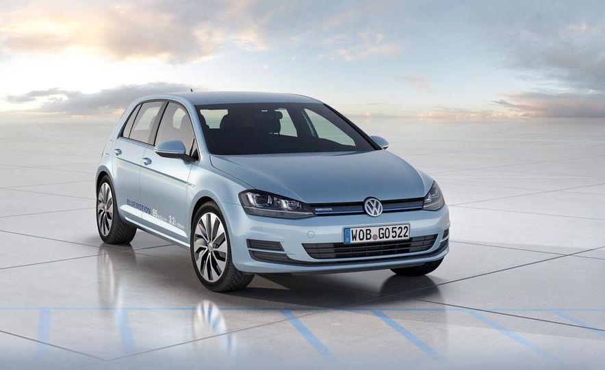 2014 Volkswagen Golf BlueMotion 3-door concept - Slide 37