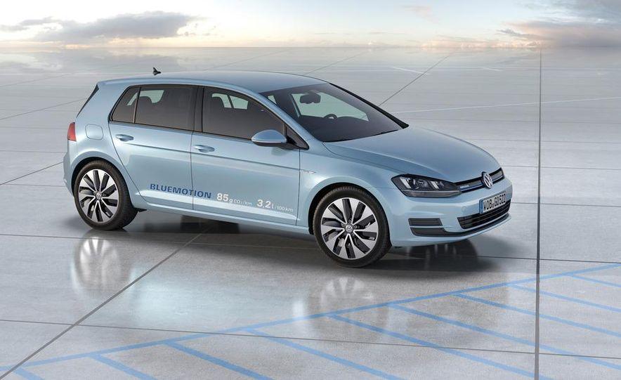 2014 Volkswagen Golf BlueMotion 3-door concept - Slide 38