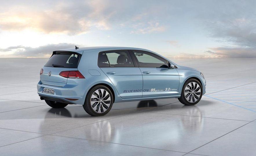 2014 Volkswagen Golf BlueMotion 3-door concept - Slide 39