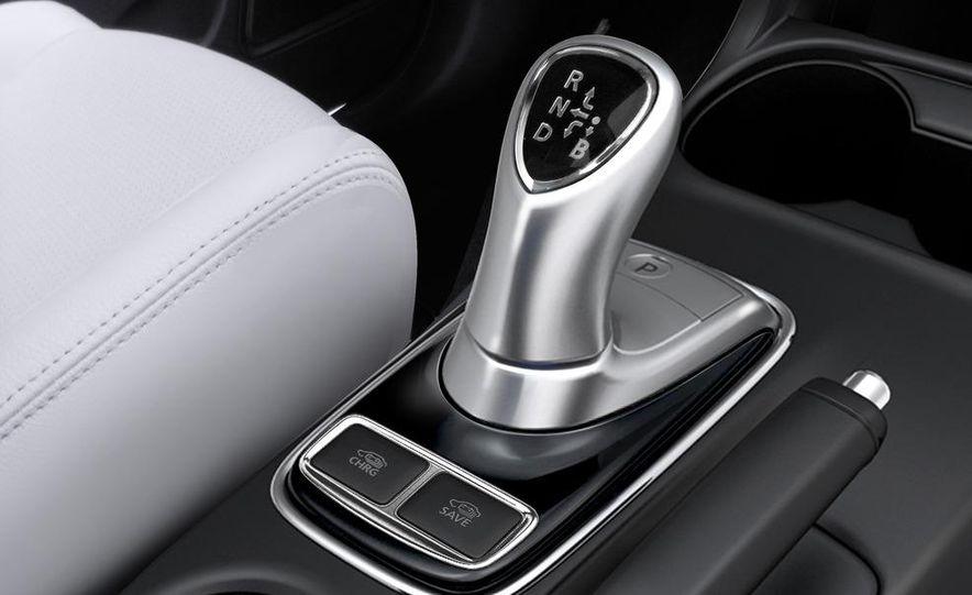 2013 Mitsubishi Outlander Plug-In Hybrid - Slide 11