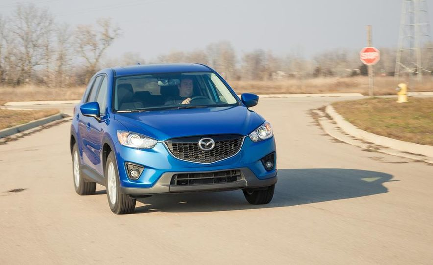 2013 Mazda CX-5 Touring AWD - Slide 55
