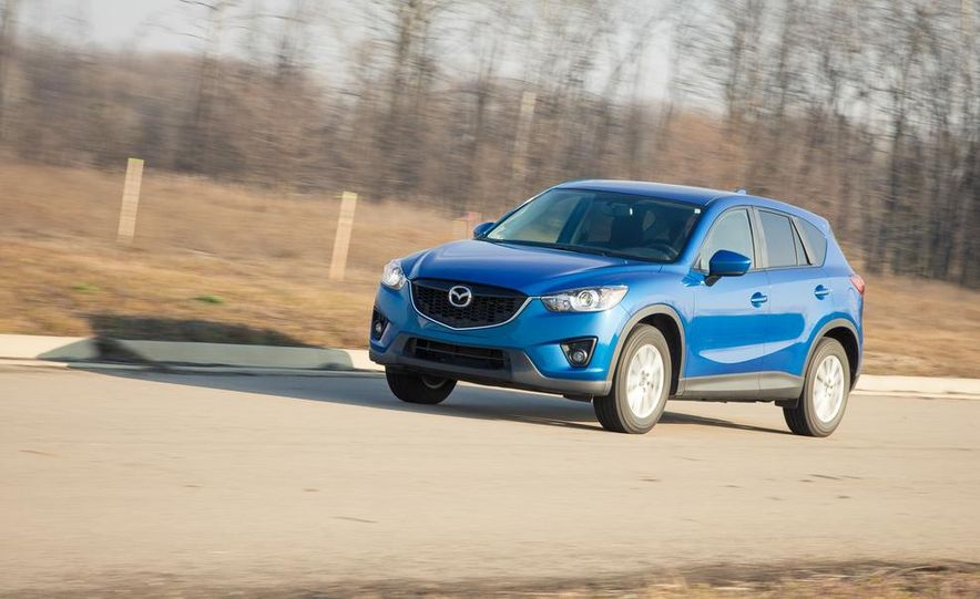 2013 Mazda CX-5 Touring AWD - Slide 56