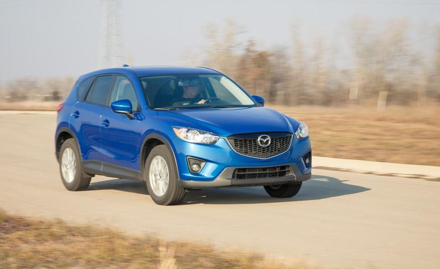 2013 Mazda CX-5 Touring AWD - Slide 58
