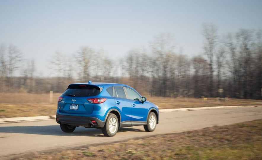2013 Mazda CX-5 Touring AWD - Slide 59