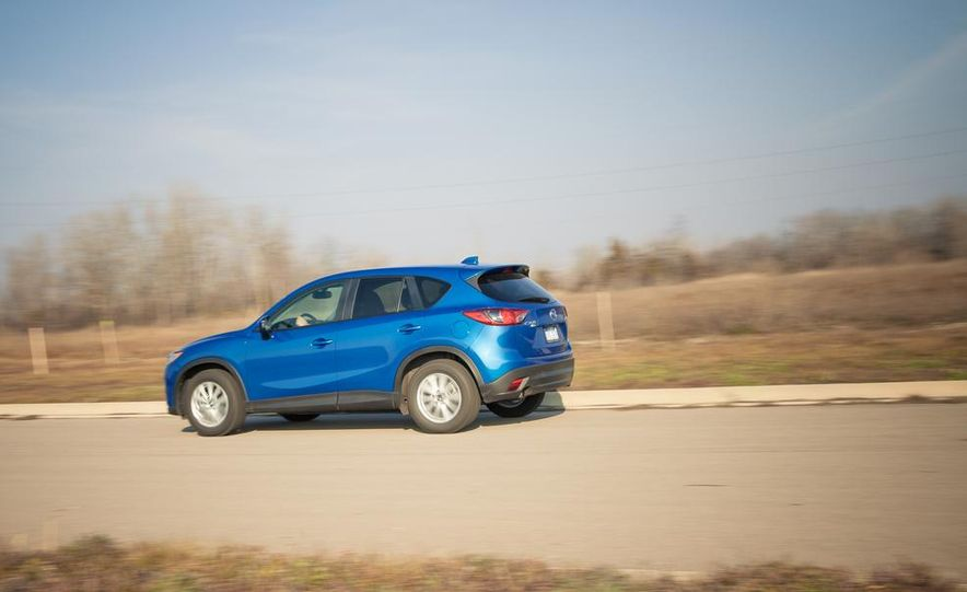 2013 Mazda CX-5 Touring AWD - Slide 61