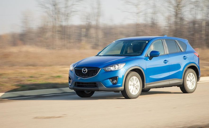 2013 Mazda CX-5 Touring AWD - Slide 65