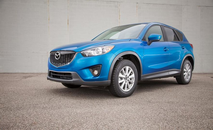 2013 Mazda CX-5 Touring AWD - Slide 66