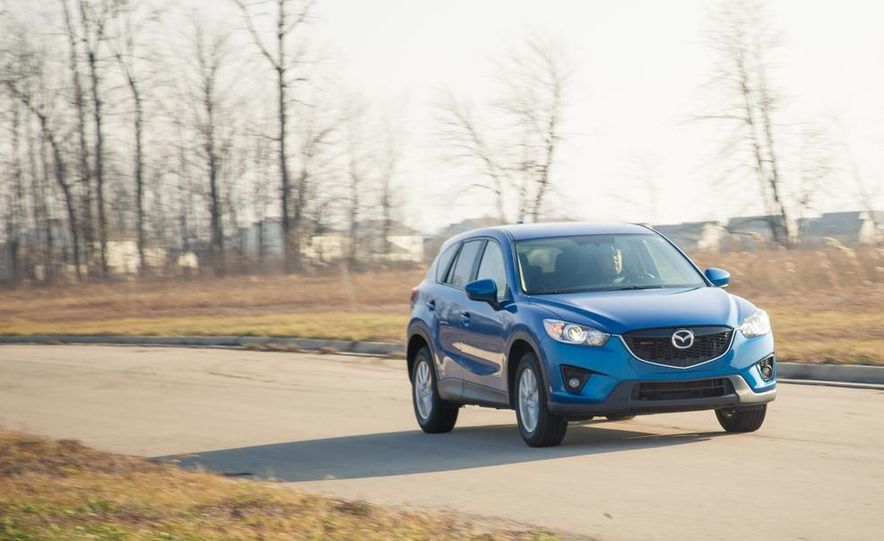 2013 Mazda CX-5 Touring AWD - Slide 67