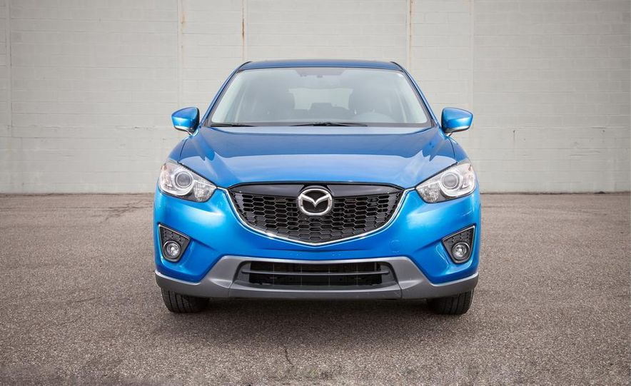2013 Mazda CX-5 Touring AWD - Slide 69