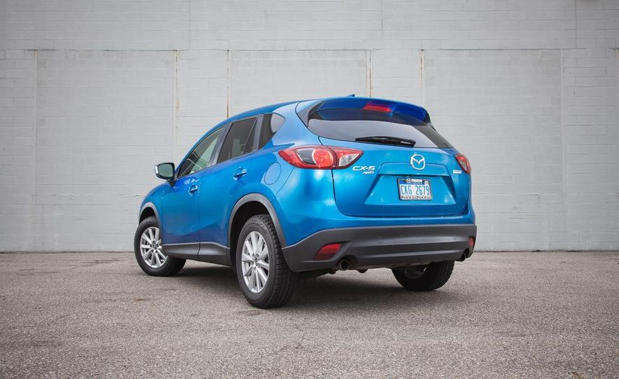 2013 Mazda CX-5 Touring AWD - Slide 71