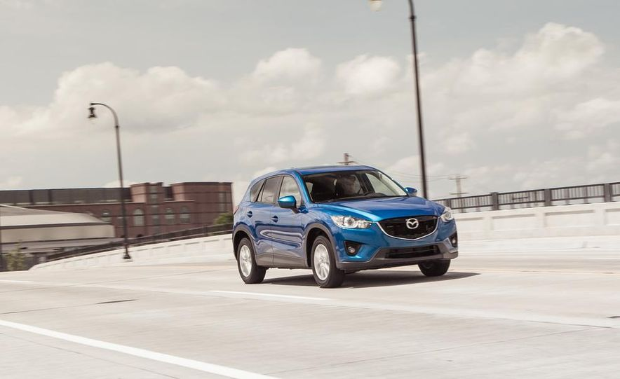 2013 Mazda CX-5 Touring AWD - Slide 27