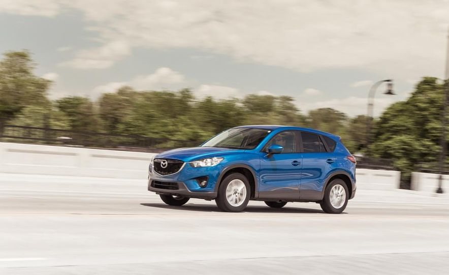 2013 Mazda CX-5 Touring AWD - Slide 30