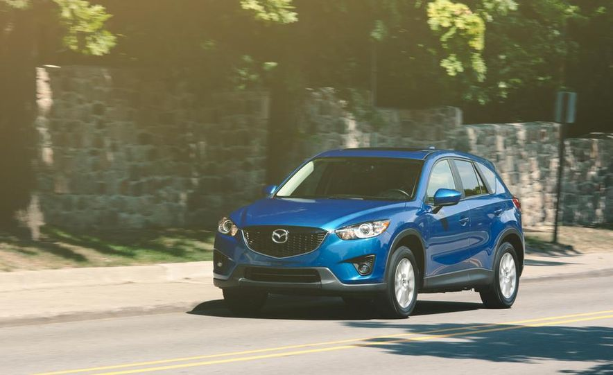 2013 Mazda CX-5 Touring AWD - Slide 1