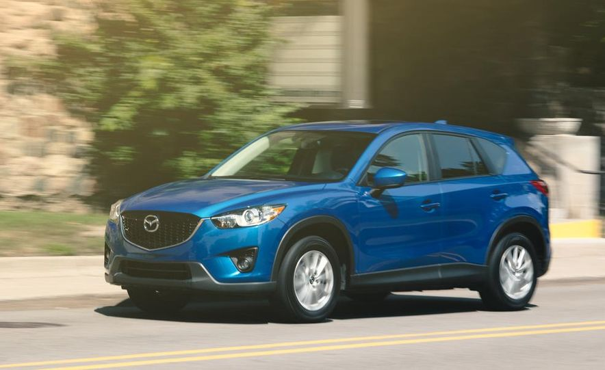 2013 Mazda CX-5 Touring AWD - Slide 2