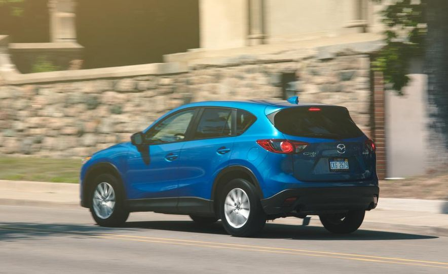 2013 Mazda CX-5 Touring AWD - Slide 5