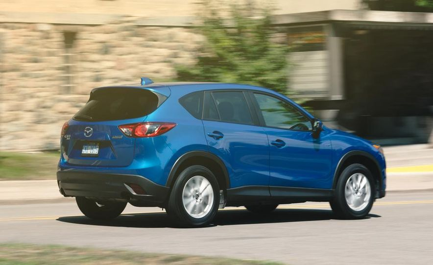 2013 Mazda CX-5 Touring AWD - Slide 7
