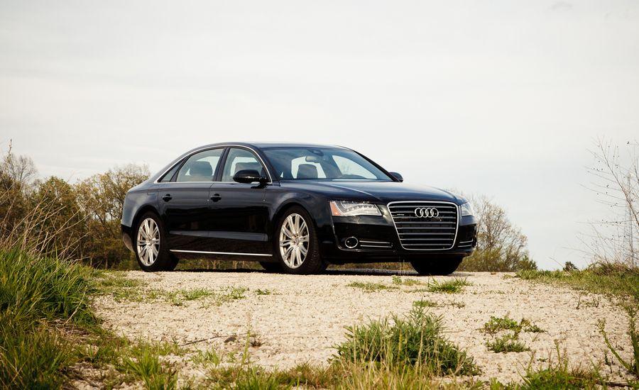 2012 Audi A8L 4.2 FSI Quattro