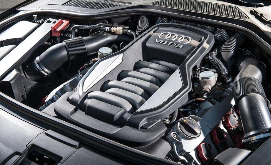 2012 Audi A8L 4.2 FSI Quattro - Slide 49
