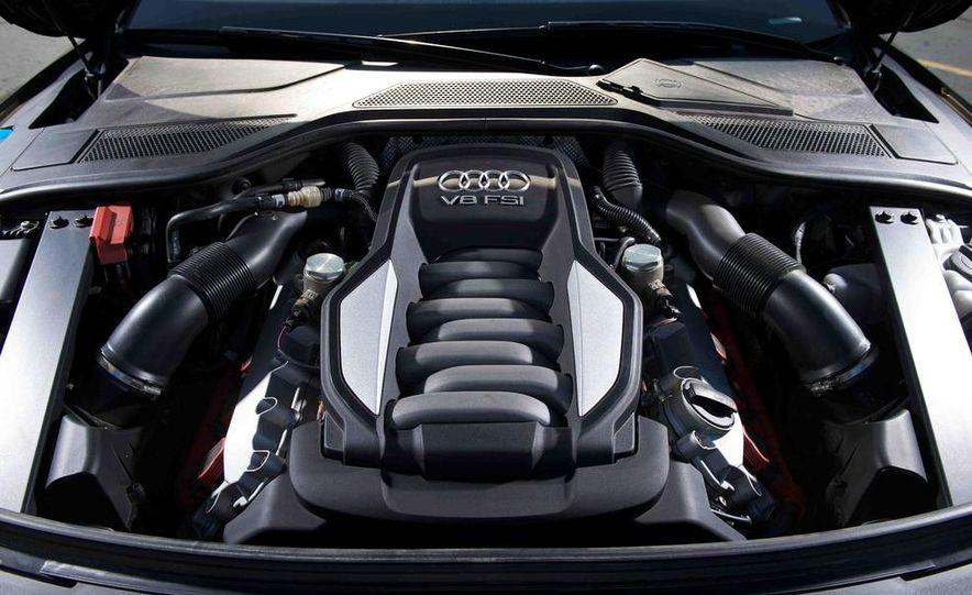 2012 Audi A8L 4.2 FSI Quattro - Slide 50