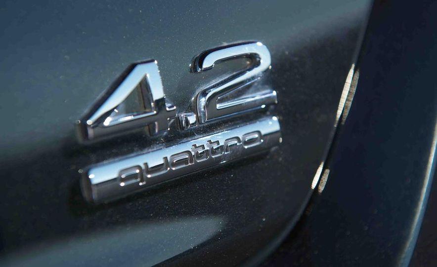2012 Audi A8L 4.2 FSI Quattro - Slide 43