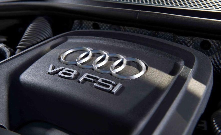 2012 Audi A8L 4.2 FSI Quattro - Slide 51
