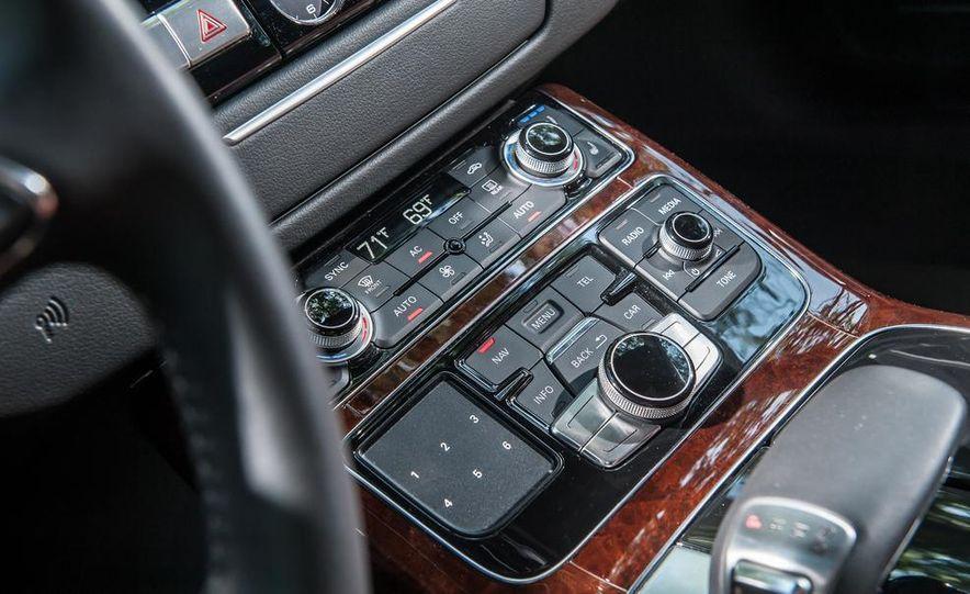 2012 Audi A8L 4.2 FSI Quattro - Slide 48