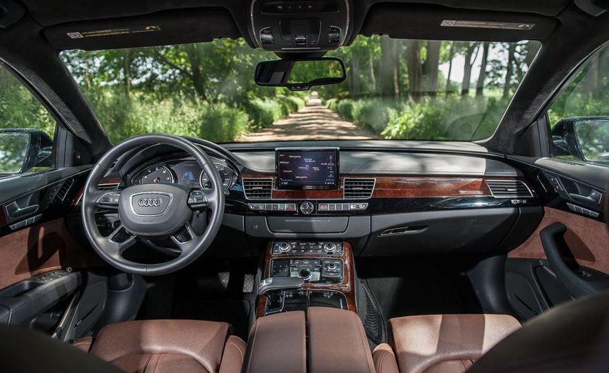 2012 Audi A8L 4.2 FSI Quattro - Slide 44
