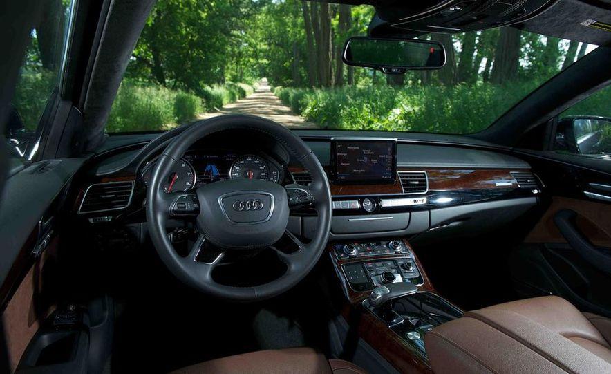 2012 Audi A8L 4.2 FSI Quattro - Slide 45