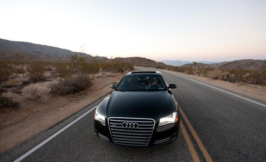 2012 Audi A8L 4.2 FSI Quattro - Slide 3