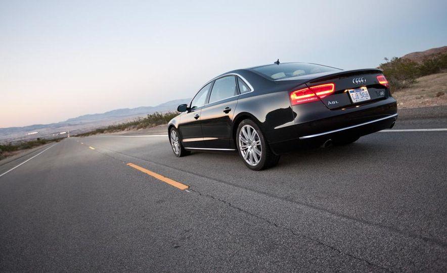 2012 Audi A8L 4.2 FSI Quattro - Slide 5