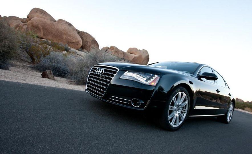 2012 Audi A8L 4.2 FSI Quattro - Slide 7
