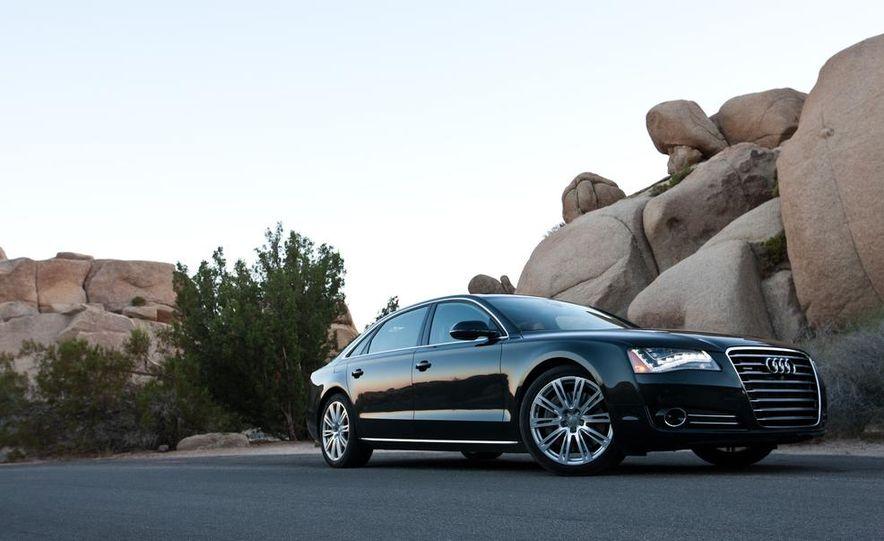 2012 Audi A8L 4.2 FSI Quattro - Slide 8
