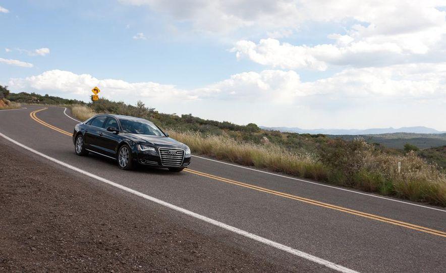 2012 Audi A8L 4.2 FSI Quattro - Slide 10