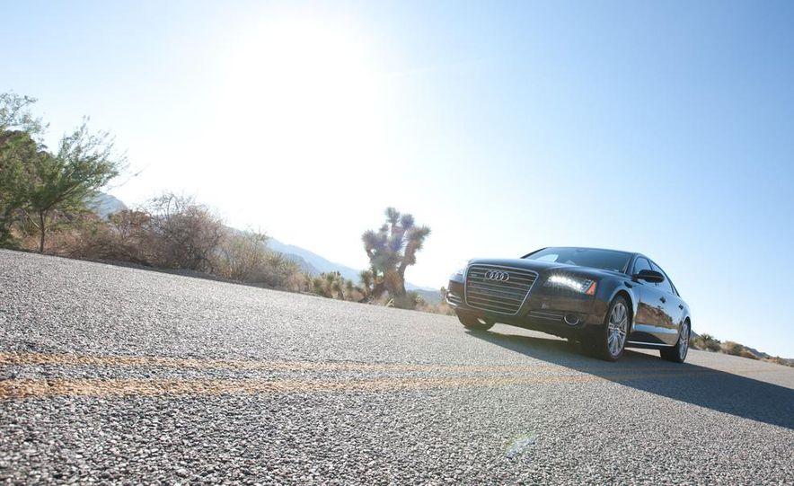 2012 Audi A8L 4.2 FSI Quattro - Slide 14