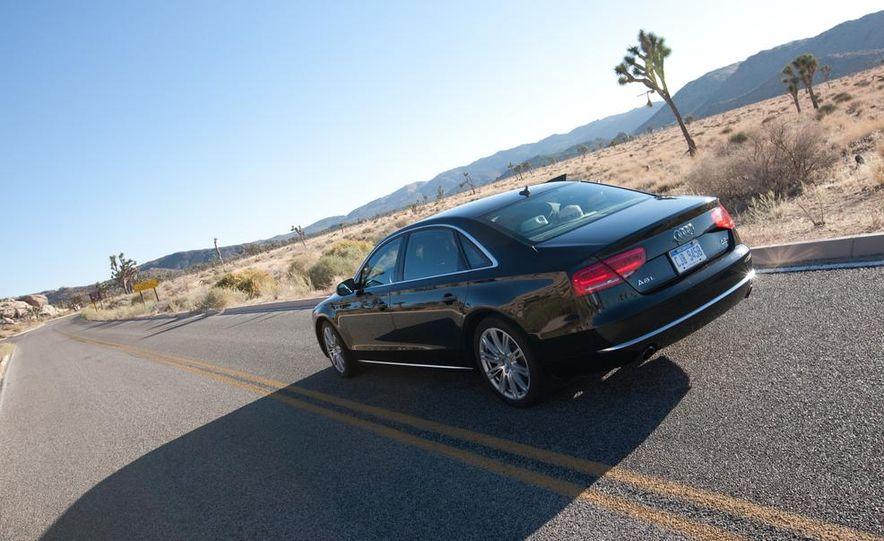 2012 Audi A8L 4.2 FSI Quattro - Slide 16