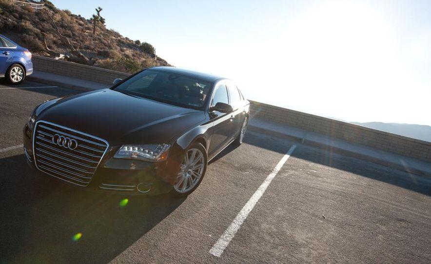 2012 Audi A8L 4.2 FSI Quattro - Slide 18