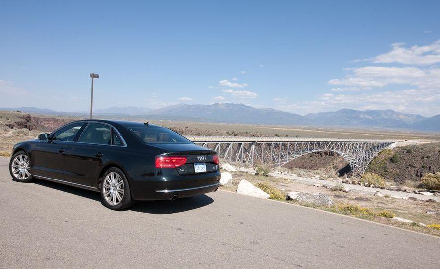 2012 Audi A8L 4.2 FSI Quattro - Slide 19