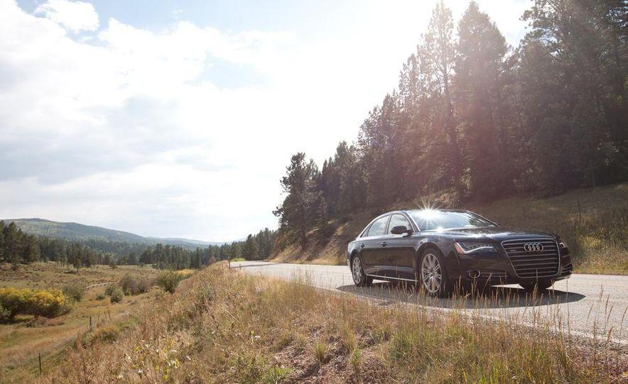 2012 Audi A8L 4.2 FSI Quattro - Slide 20