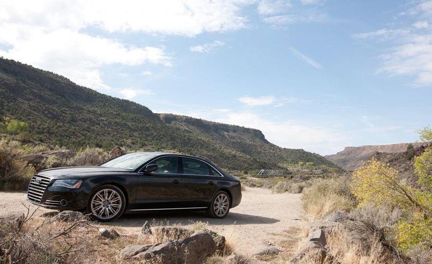 2012 Audi A8L 4.2 FSI Quattro - Slide 21