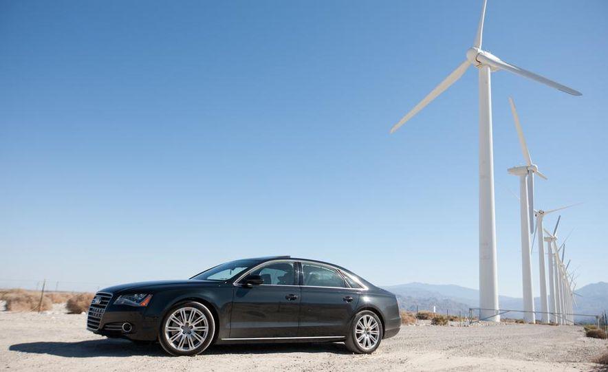 2012 Audi A8L 4.2 FSI Quattro - Slide 23