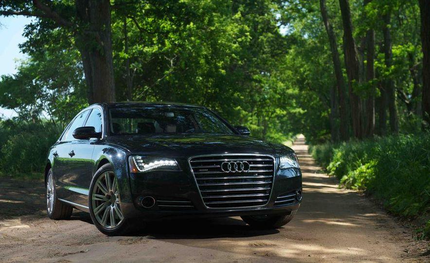2012 Audi A8L 4.2 FSI Quattro - Slide 32