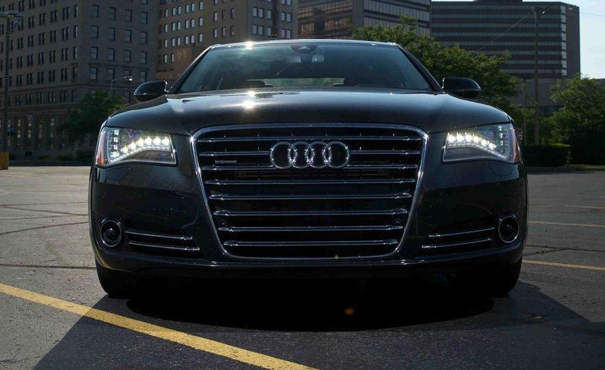 2012 Audi A8L 4.2 FSI Quattro - Slide 34