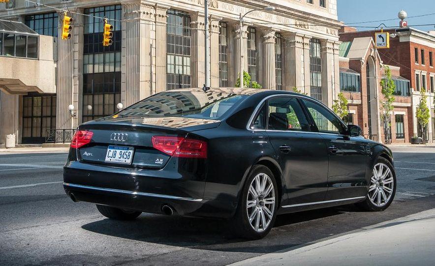 2012 Audi A8L 4.2 FSI Quattro - Slide 36