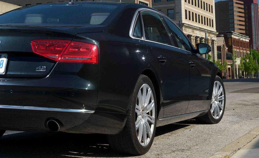 2012 Audi A8L 4.2 FSI Quattro - Slide 39