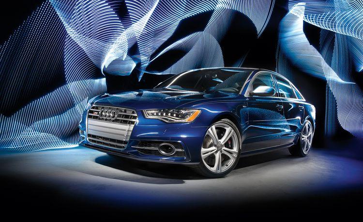 2013 10Best: Audi A6 3.0T / S6 / A7 3.0T / S7