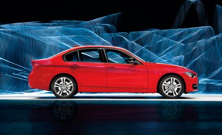 2013 10Best: BMW 3-Series Sedan
