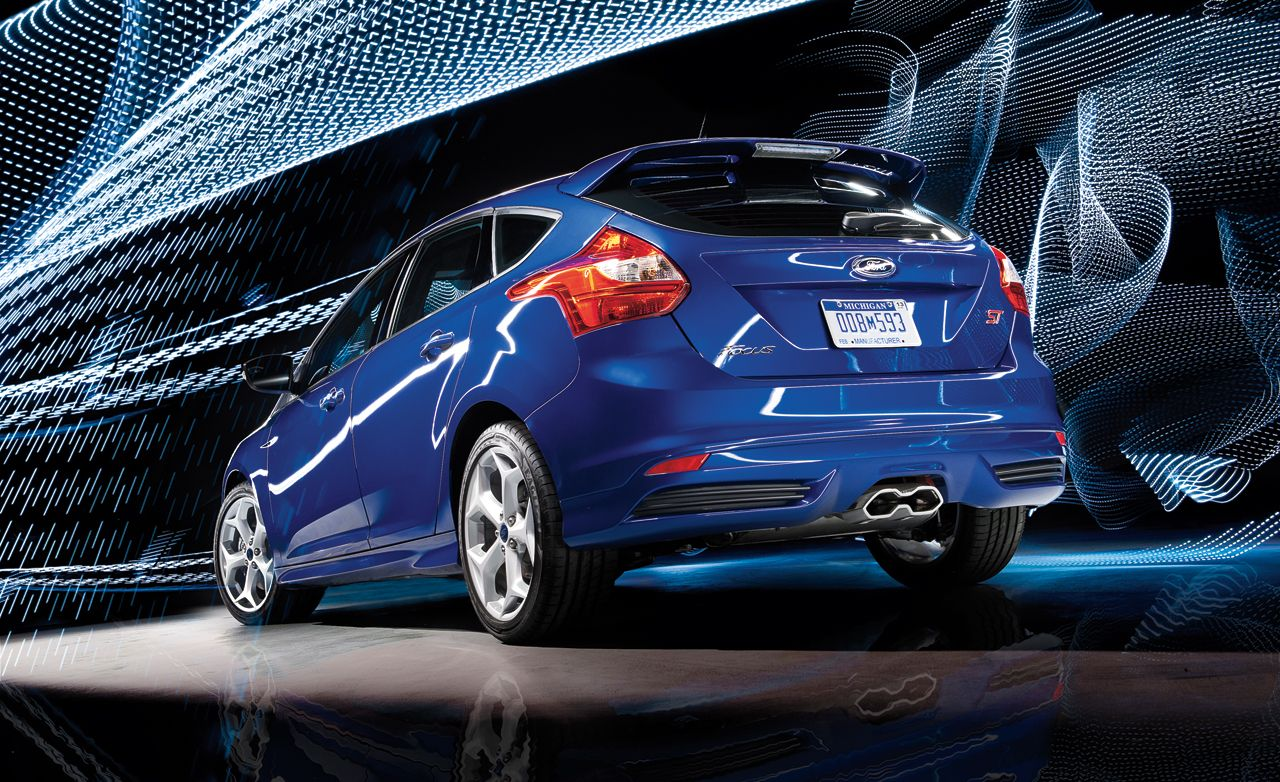 2008 10best cars 10best cars page 2 car and driver - 2013 Ford Focus Focus St