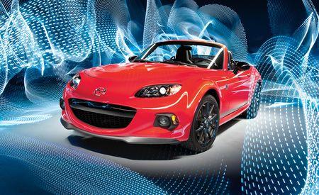 2013 10Best: Mazda MX-5 Miata