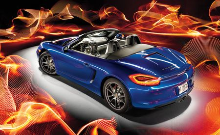 2013 10Best: Porsche Boxster / Boxster S